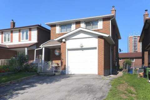 House for sale at 5 Brownspring Rd Toronto Ontario - MLS: E4861435