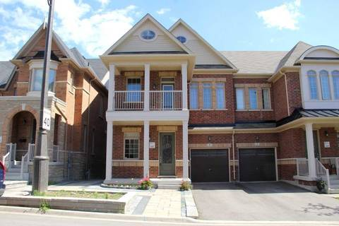 Townhouse for sale at 5 Busch Ave Markham Ontario - MLS: N4478614