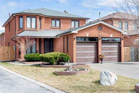 House for sale at 5 Cadmus Ct Vaughan Ontario - MLS: N4390644