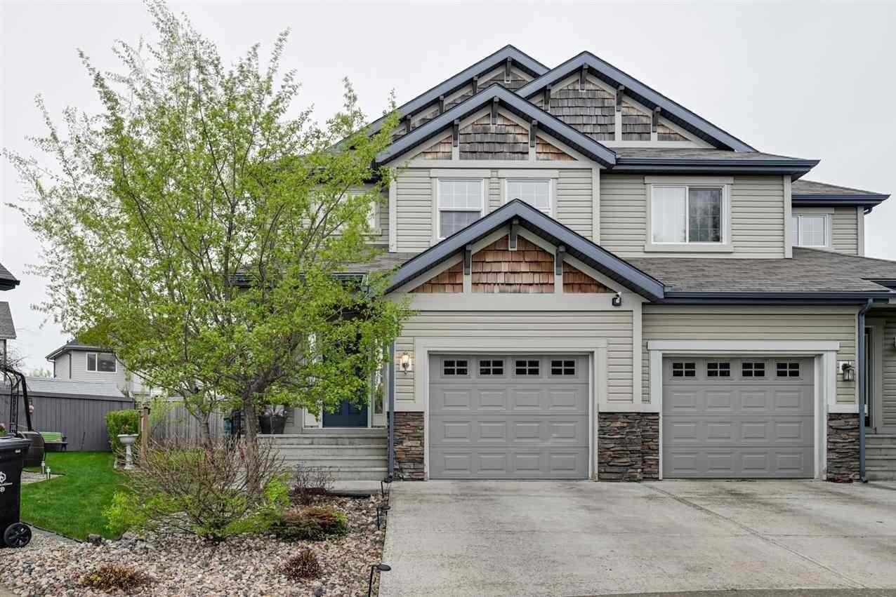 Townhouse for sale at 5 Calvert Wd Fort Saskatchewan Alberta - MLS: E4198822