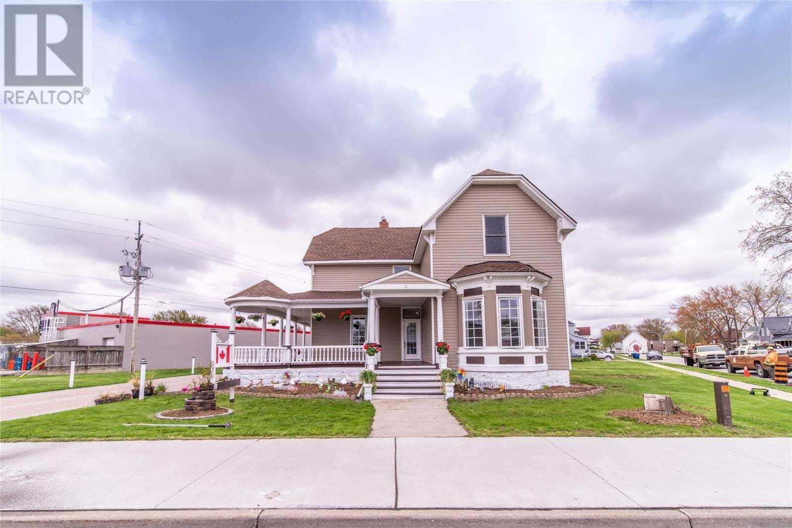 House for sale at 5 Canal St West Tilbury Ontario - MLS: 20005155