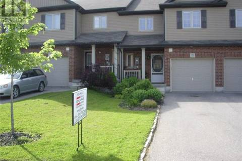 Townhouse for sale at 5 Captain Mccallum Dr New Hamburg Ontario - MLS: 30745886