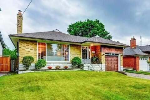 House for sale at 5 Cardigan Rd Toronto Ontario - MLS: W4807510