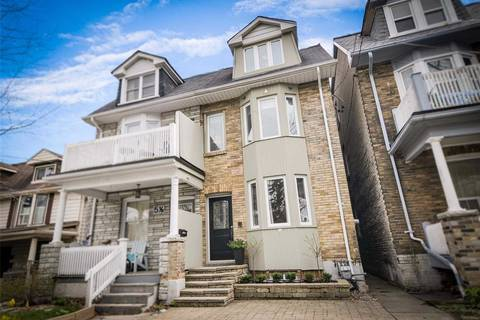 Townhouse for sale at 5 Cassels Ave Toronto Ontario - MLS: E4458486