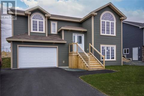 House for sale at 5 Chambers Cove Ave Mount Pearl Newfoundland - MLS: 1196060