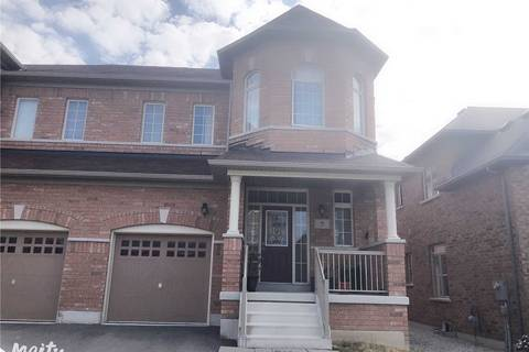 Townhouse for rent at 5 Charles Vogel Dr Markham Ontario - MLS: N4546150