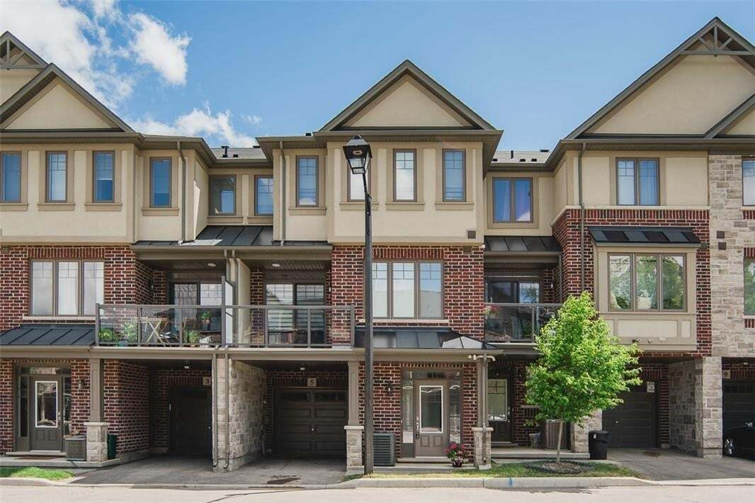 Townhouse for sale at 5 Cheps Ln Ancaster Ontario - MLS: H4081130