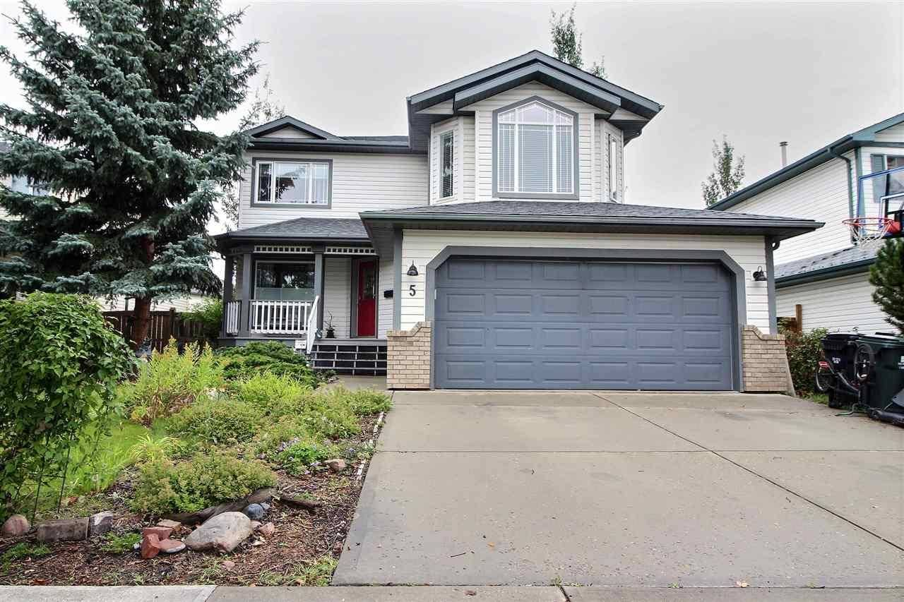House for sale at 5 Clarkdale Dr Sherwood Park Alberta - MLS: E4172335