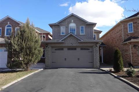 House for sale at 5 Coachwood Manor Ct Caledon Ontario - MLS: W4481345