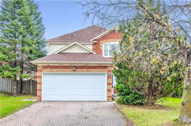 Sold: 5 Couperthwaite Crescent, Markham, ON