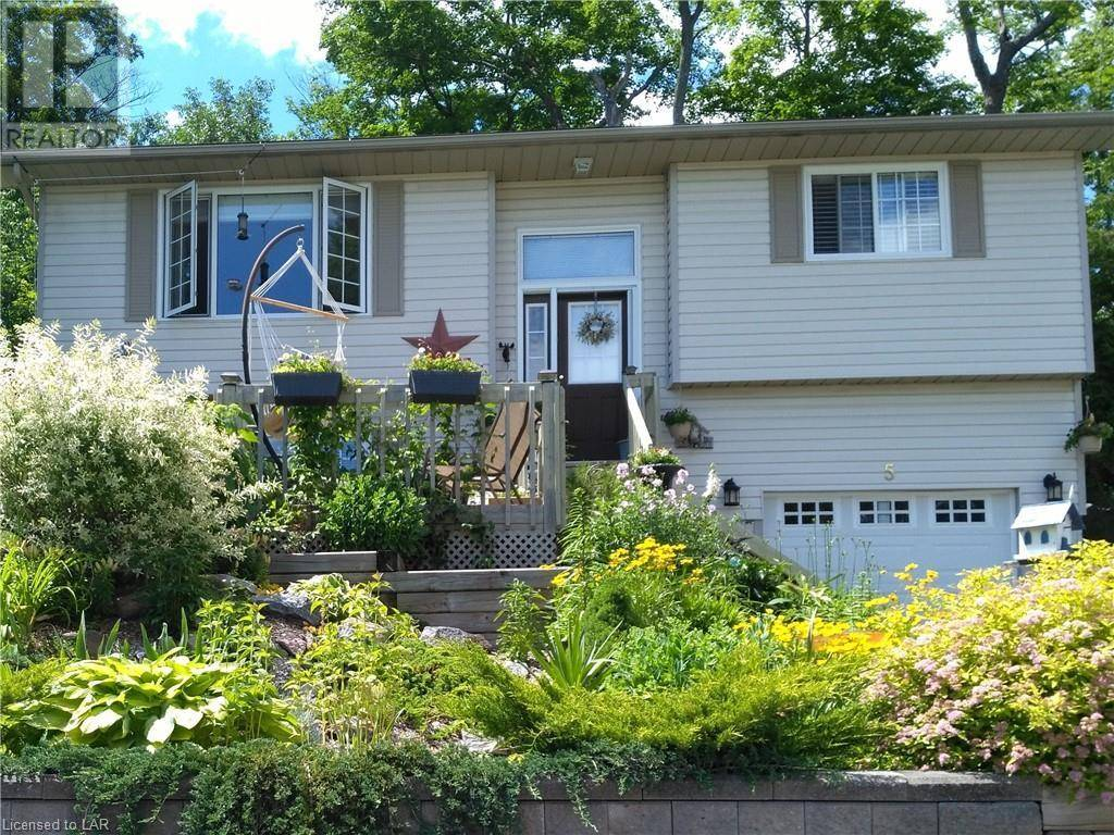 House for sale at 5 Crestview Dr Huntsville Ontario - MLS: 215824