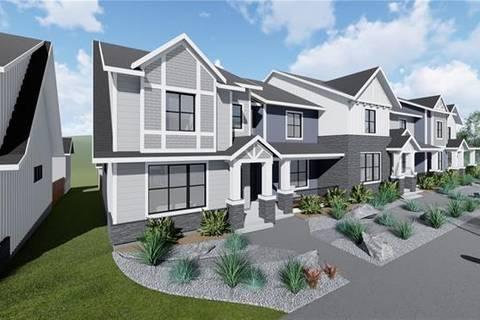 Townhouse for sale at 5 D'arcy Blvd Okotoks Alberta - MLS: C4244587
