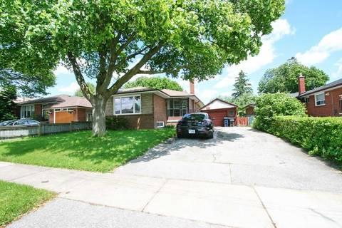 House for sale at 5 Doerr Rd Toronto Ontario - MLS: E4486669