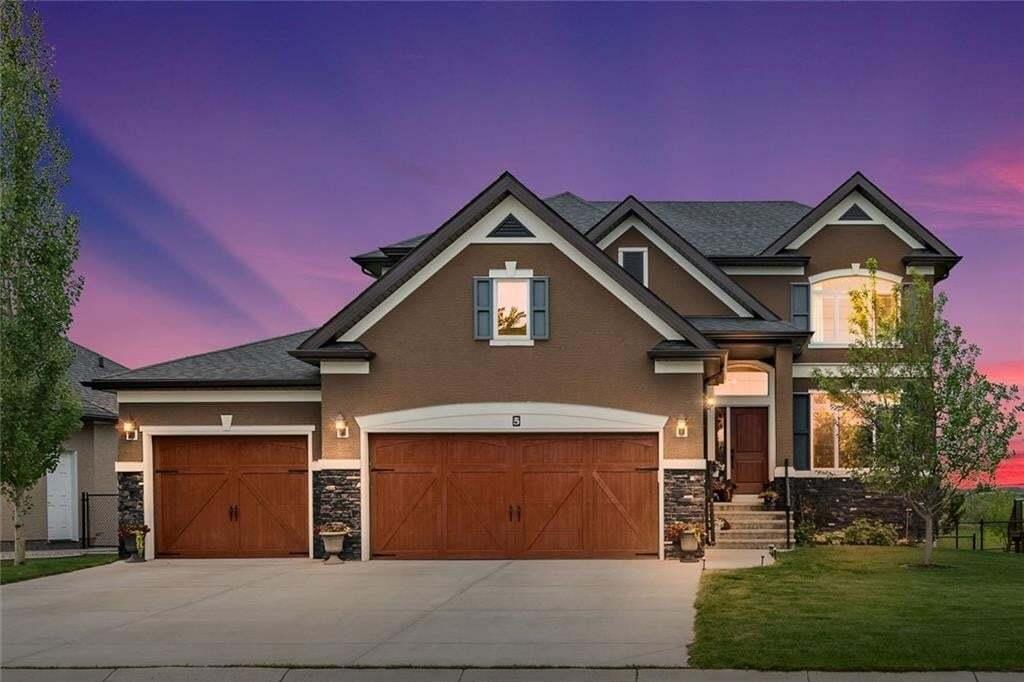 House for sale at 5 Drake Landing Rg Drake Landing, Okotoks Alberta - MLS: C4305223