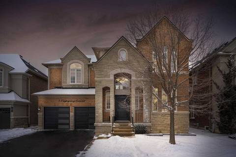 House for sale at 5 Eaglesprings Cres Brampton Ontario - MLS: W4687523