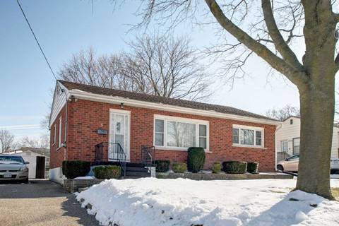 House for sale at 5 Earlscourt Cres Woodstock Ontario - MLS: X4690141