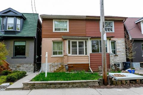 Townhouse for sale at 5 Edith Ave Toronto Ontario - MLS: W4452321