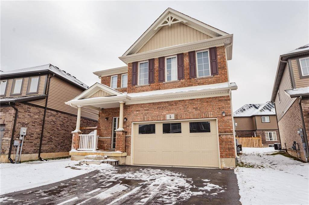 House for sale at 5 Elderberry Rd Thorold Ontario - MLS: 30780621