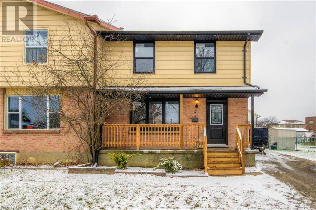 Home for sale at 5 Elvira Cres London Ontario - MLS: 235866