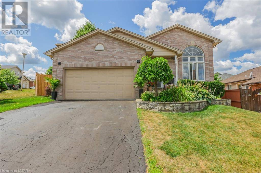 House for sale at 5 Eula White Pl London Ontario - MLS: 214871