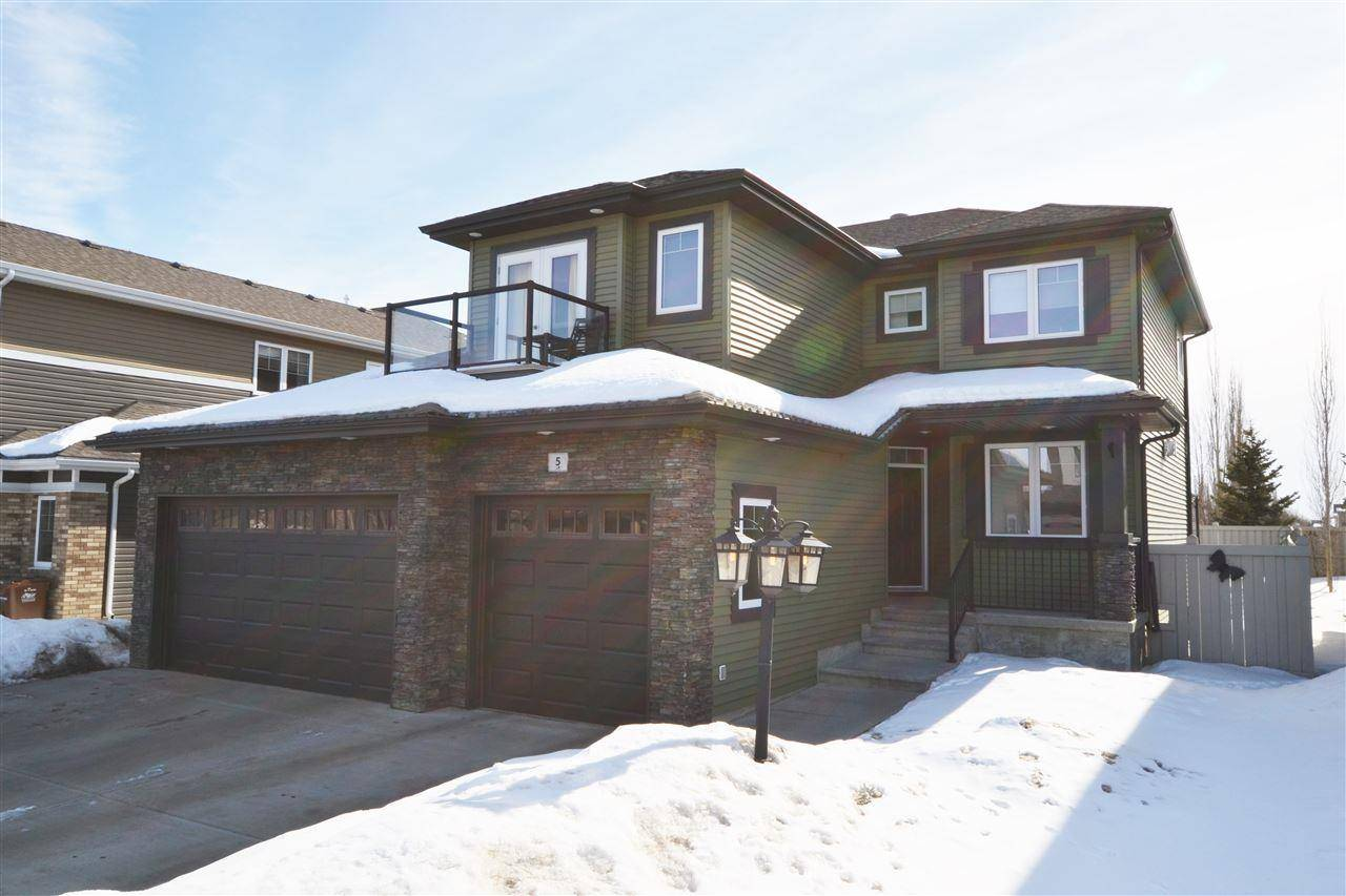 House for sale at 5 Executive Wy St. Albert Alberta - MLS: E4190819
