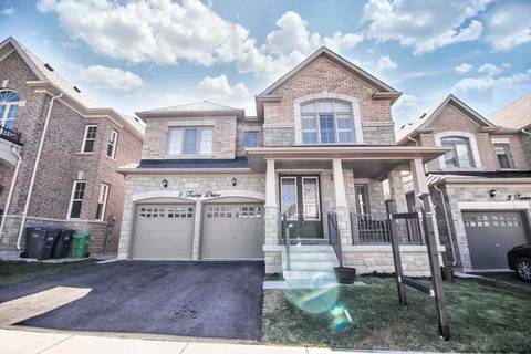 House for sale at 5 Fann Dr Brampton Ontario - MLS: W4460310