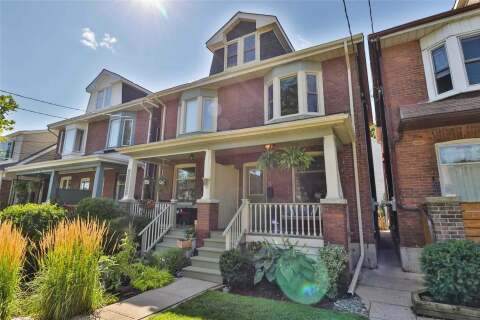 Townhouse for sale at 5 Fielding Ave Toronto Ontario - MLS: E4857608