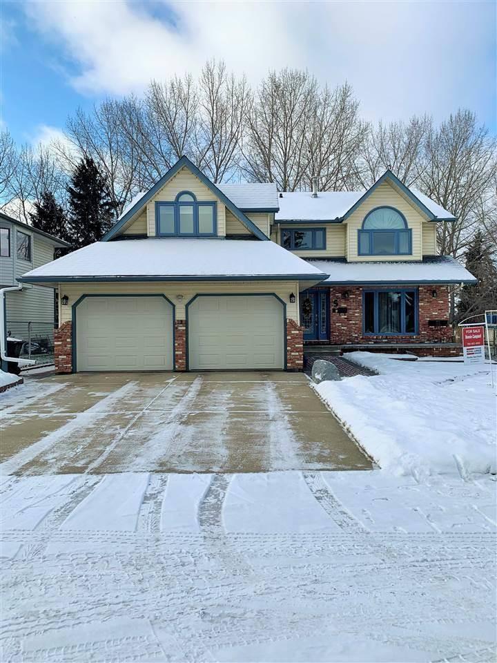 House for sale at 5 Fieldstone Pl Spruce Grove Alberta - MLS: E4171599