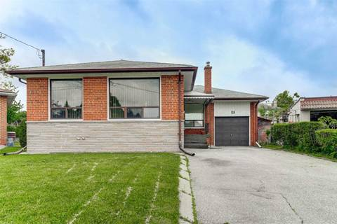 House for sale at 5 Fingal Pl Toronto Ontario - MLS: W4536590