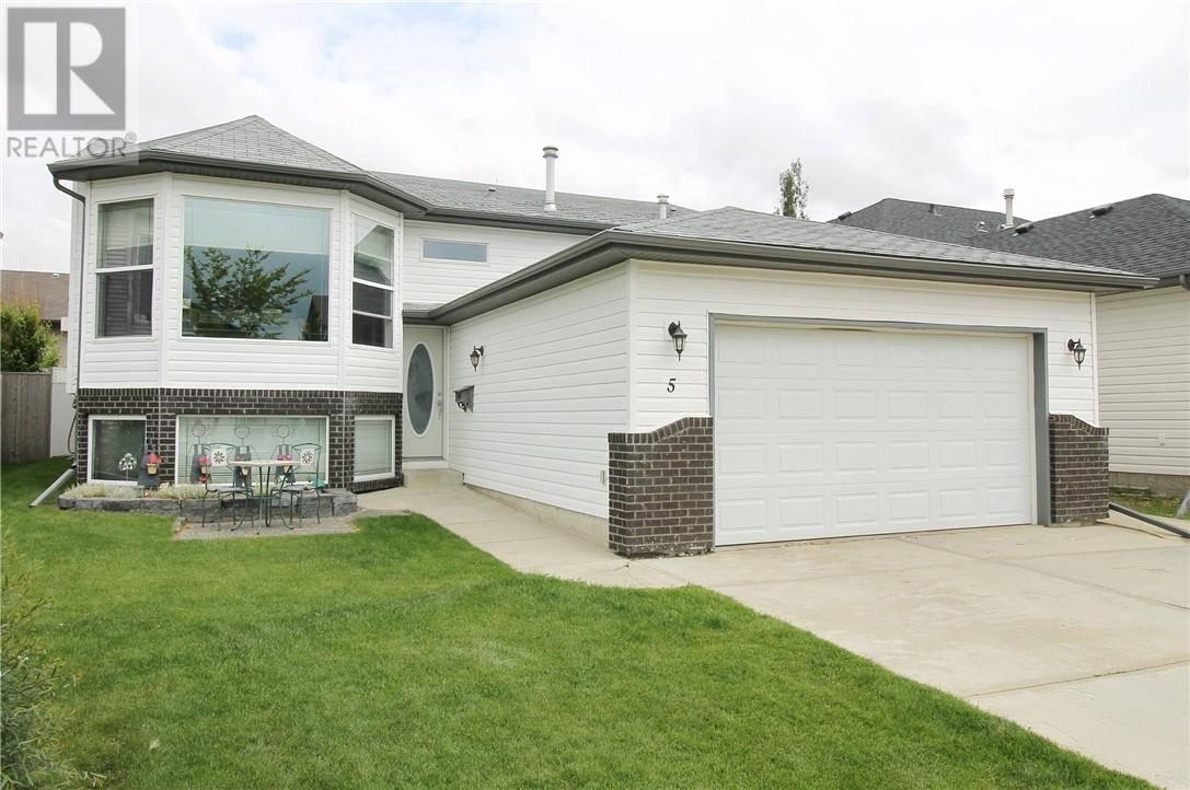 House for sale at 5 Firdale Rd Sylvan Lake Alberta - MLS: ca0175365
