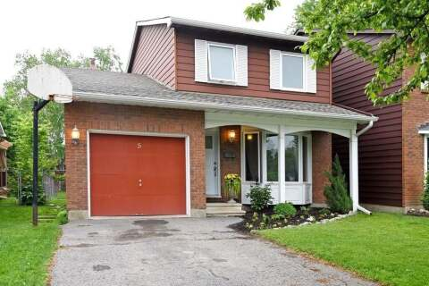 House for sale at 5 Foxfield Dr Ottawa Ontario - MLS: 1185193