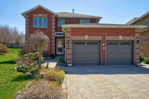 House for sale at 5 Gables Wy Barrie Ontario - MLS: S4779681