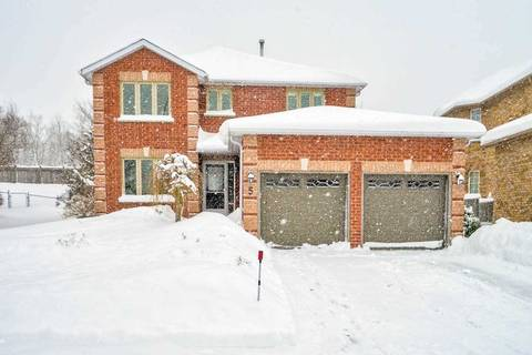 House for sale at 5 Gables Wy Barrie Ontario - MLS: S4706619