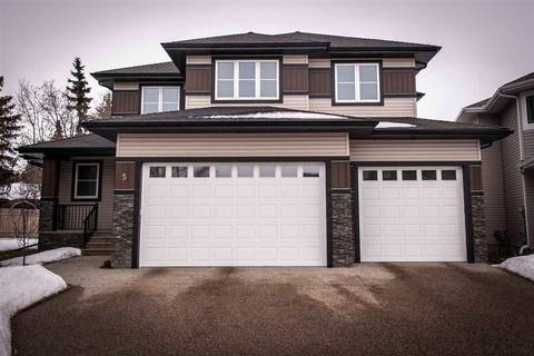 House for sale at 5 Galloway St Sherwood Park Alberta - MLS: E4141688