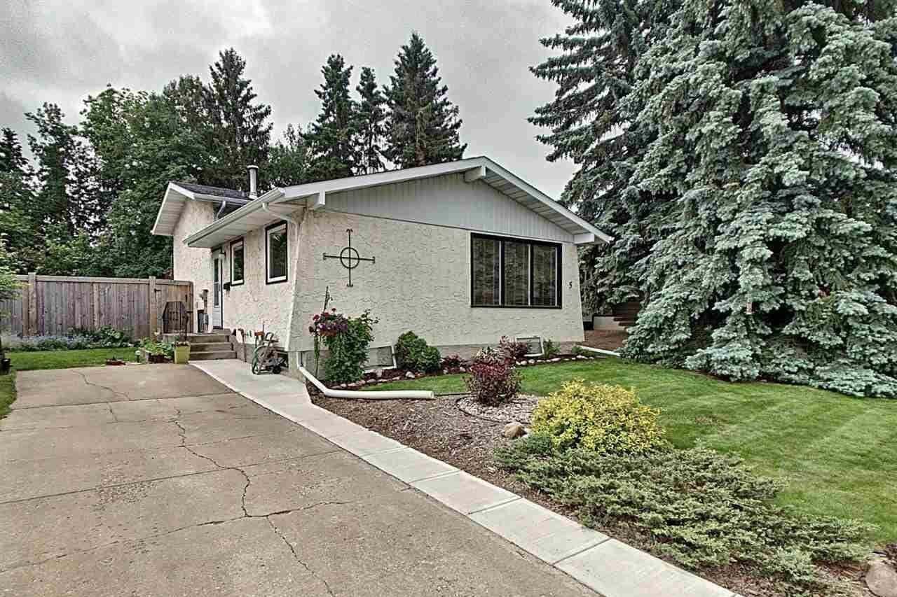 House for sale at 5 Garden Cr Sherwood Park Alberta - MLS: E4217843