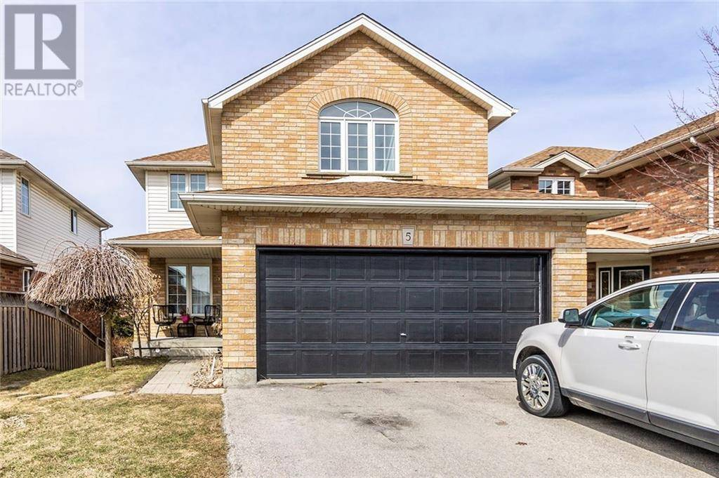 House for sale at 5 Gibbs Cres Guelph Ontario - MLS: 30798141