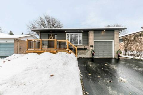 House for sale at 5 Glenecho Dr Barrie Ontario - MLS: S4651372