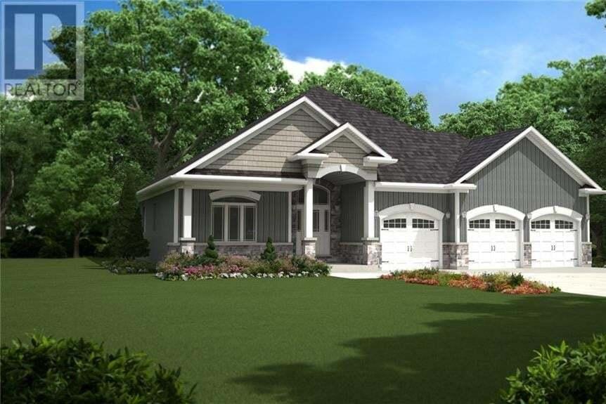 House for sale at 5 Glenn Howard Ct Tiny Ontario - MLS: 30799803