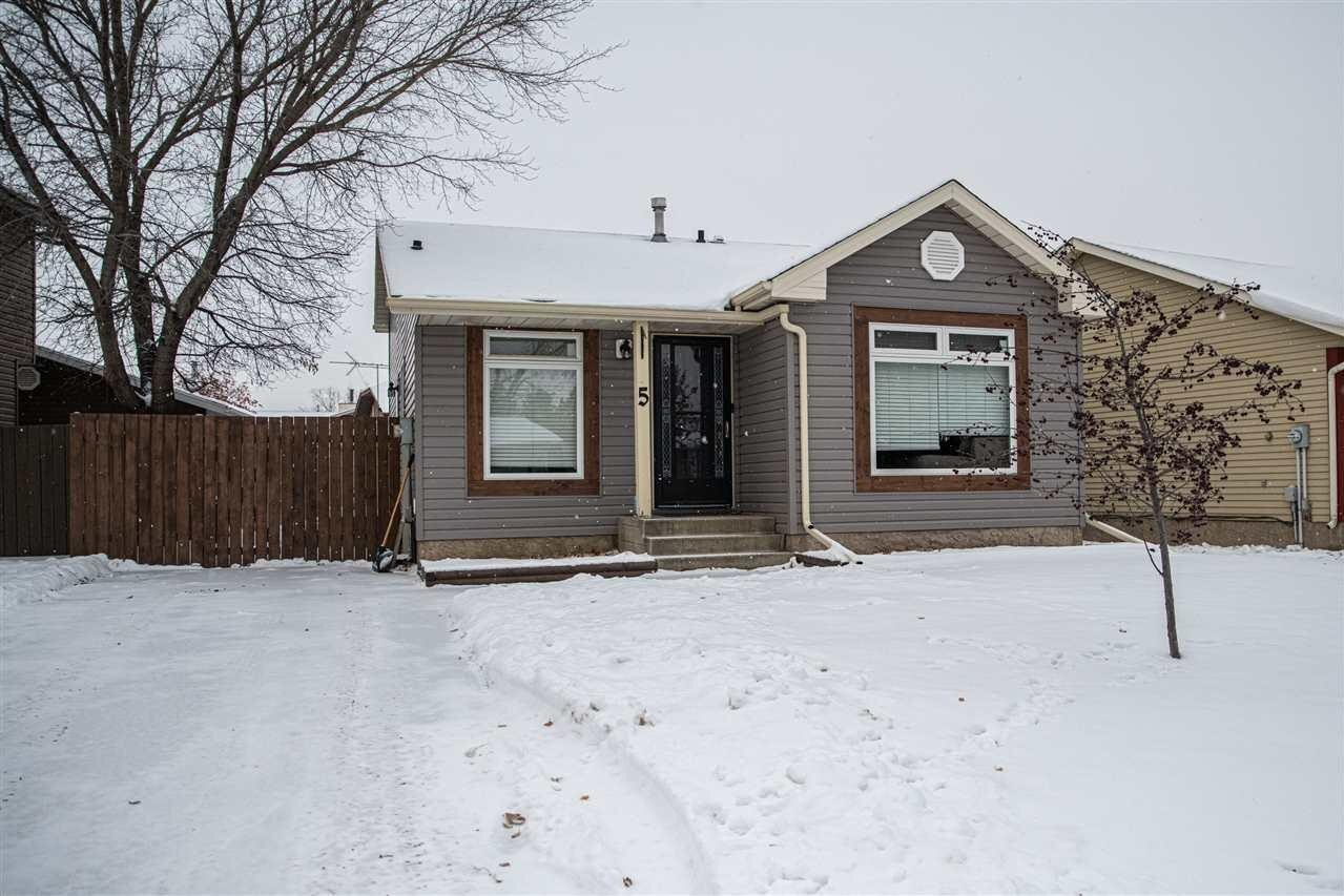 House for sale at 5 Goebel Dr Spruce Grove Alberta - MLS: E4221428
