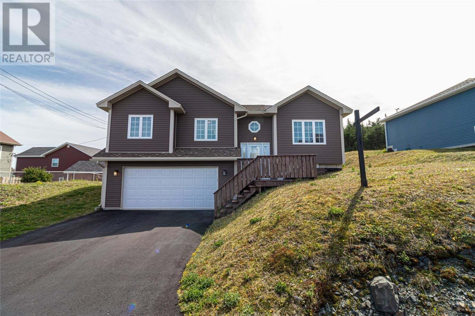 House for sale at 5 Golden Dawn Dr Portugal Cove Newfoundland - MLS: 1221523