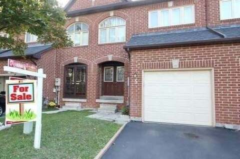 Townhouse for sale at 5 Goldenlight Circ Brampton Ontario - MLS: W4953753