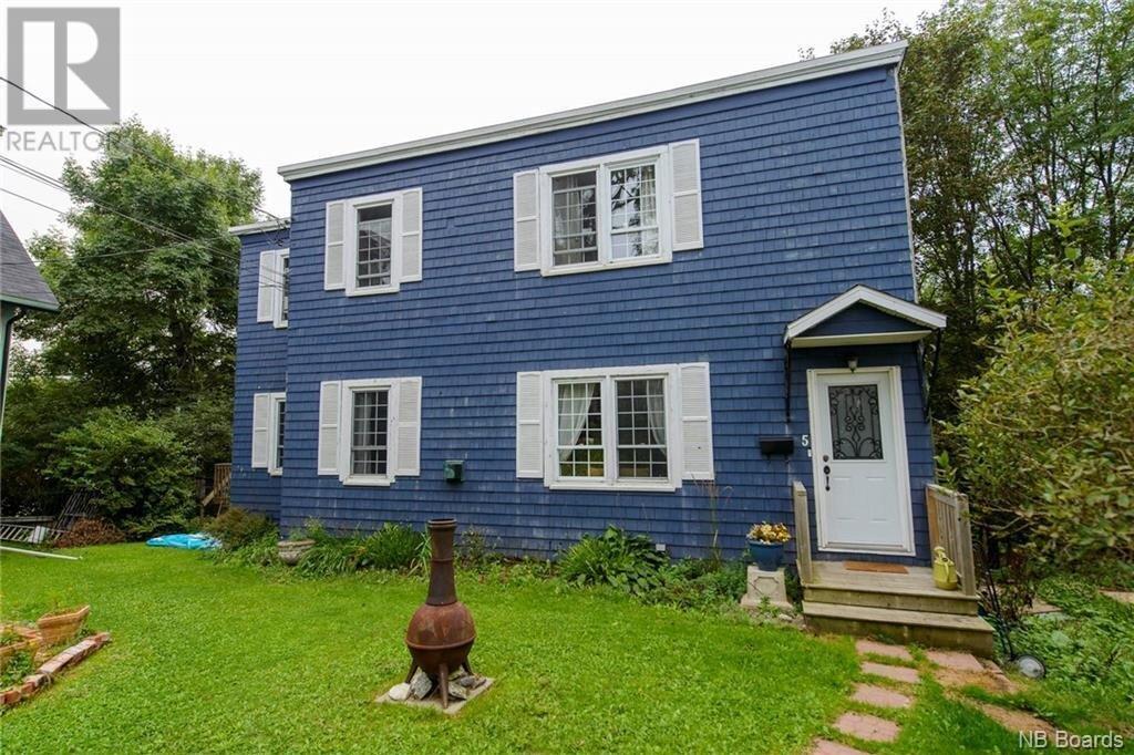 House for sale at 5 Gooderich St Saint John New Brunswick - MLS: NB049321