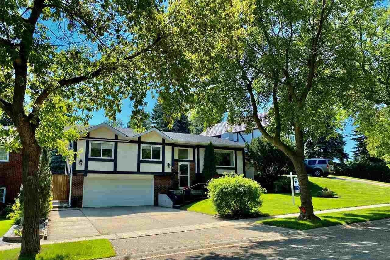 House for sale at 5 Greenhill St St. Albert Alberta - MLS: E4204501