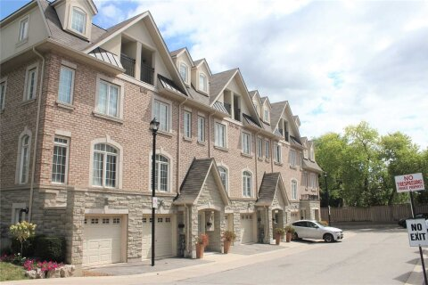 Townhouse for rent at 5 Hayes Ln Toronto Ontario - MLS: C5081796