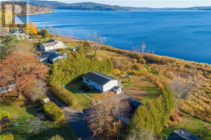 House for sale at 5 Hazel St Grand Bay-westfield New Brunswick - MLS: NB035398