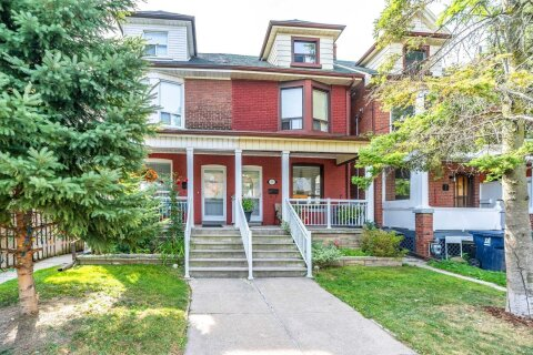 Townhouse for sale at 5 Hepbourne St Toronto Ontario - MLS: C4903439
