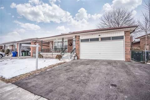 House for sale at 5 Hepscott Terr Toronto Ontario - MLS: E4696814