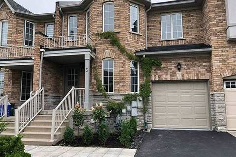 Townhouse for rent at 5 Holmwood St Richmond Hill Ontario - MLS: N4667341