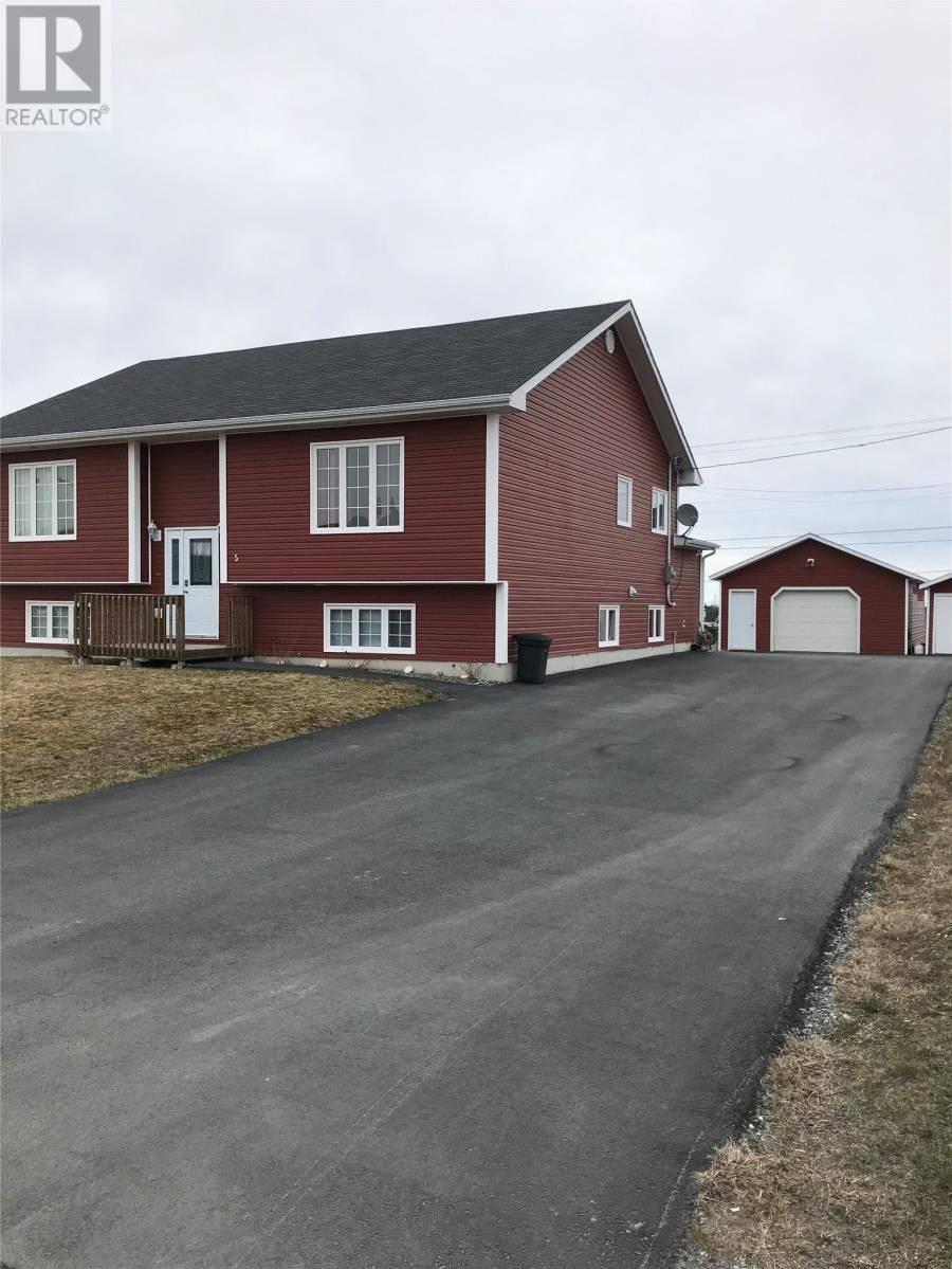 House for sale at 5 Hornell St Gander Newfoundland - MLS: 1196702