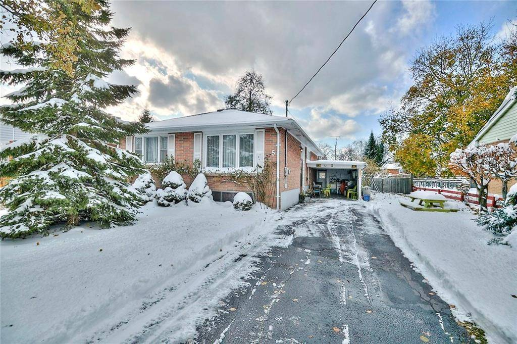 House for sale at 5 Howard Ave St. Catharines Ontario - MLS: 30777343